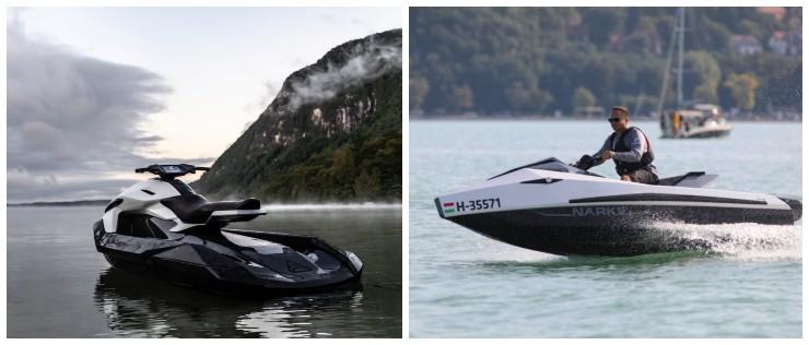 motos de agua electricas